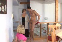 Inzest Oma Kommt Zu Besuch